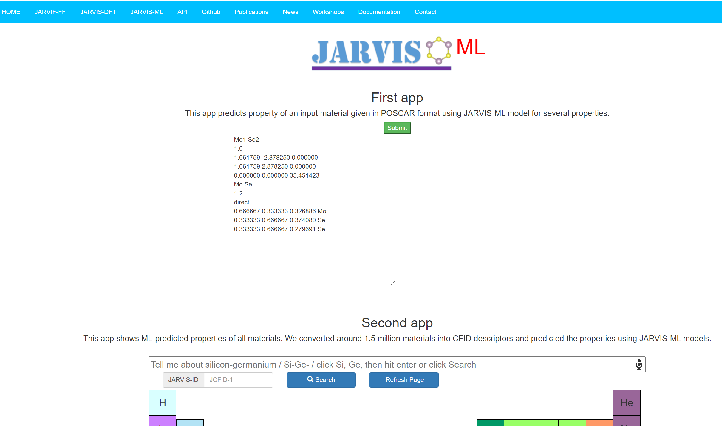 JARVIS-ML